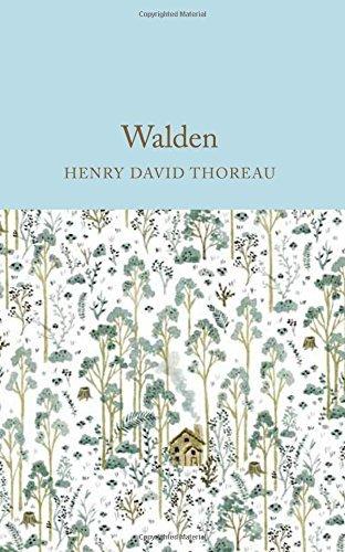 Walden (Macmillan Collector's Library) by Henry David Thoreau (2016-11-01)