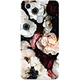MADANYU Mesmerizing Floral Being Floral Designer Printed Hard Back Shell Case For Oppo F7