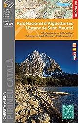 Descargar gratis Parc Nacional d'Aigüestortes i Stany de Sant Maurici. 1:25.000. 2 mapas excursionistas. Editorial Alpina. en .epub, .pdf o .mobi