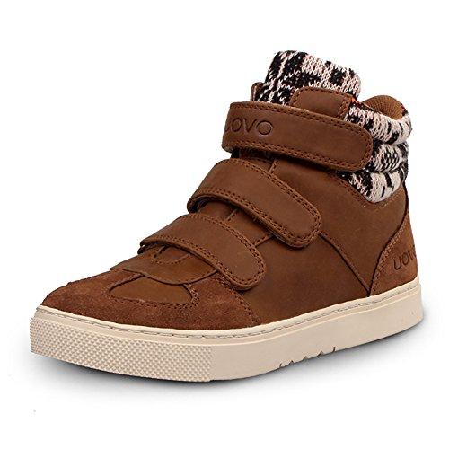 uovo-casual-high-top-scarpe-con-3-velcri-per-i-bambini-ragazze-dei-ragazzi-eu-32-uk-size-13-us-size-