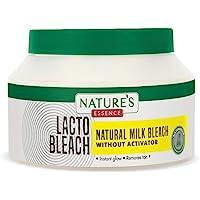 Nature's Essence Lacto Bleach, Milky White, 100 g