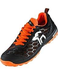 "Kooka. Hockey zapatos ""Viper BLACK-ORANGE–tamaño 5"