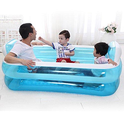 Aufblasbare Bad Falten Bad Wanne Dicker Erwachsene Badewanne Kinder Bad Bad Bad Kunststoff