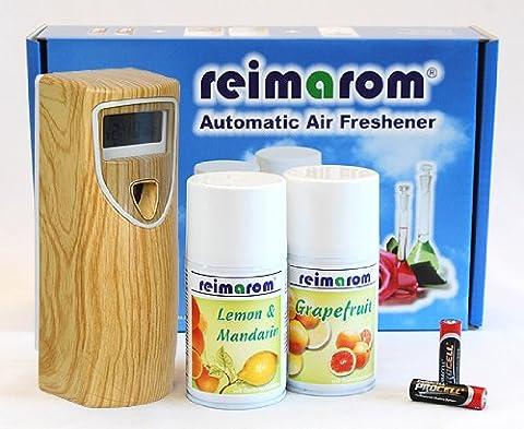 Duft Starter Set Best Friend inklusive Duftspender Wood zur Geruchsneutralisation