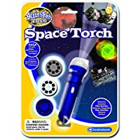 Brainstorm Toys E2008 Space Torch and Projector