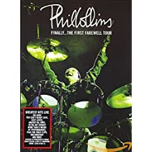 Phil Collins - Finally....The First Farewell Tour