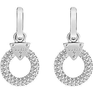 Guess Jewellery UBE71502 Embrace Me Boucles d'oreilles cristaux