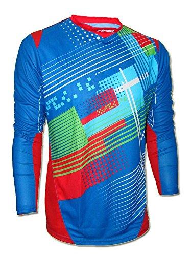 Rinat - Camiseta Portero Kronos Hombre Color: Azul