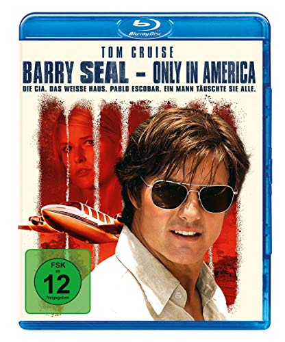 Barry Seal - Only in America [Blu-ray] -