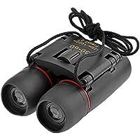 VANKER Mini 30x 60plegable Day visión nocturna prismáticos telescopios para viajar turismo caza