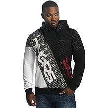 Dangerous DNGRS DD Hoody schwarz Männer Pullover S M L XL XXL 3XL 4XL 5XL 6XL