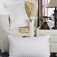 Core di cuscino di peluche piuma cuscini
