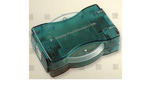 TELEDAT FAST ETHERNET USB TREIBER WINDOWS 7