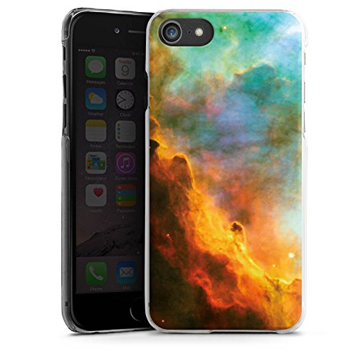 Apple iPhone X Silikon Hülle Case Schutzhülle Space Galaxie Galaxy Hard Case transparent