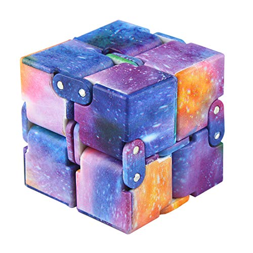 Andux Infinity Cube Fidget Toy Stress Reducers Divertidos Finger Toys JYMF-01 (#35)