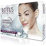 Lotus Herbals Radiant Diamond Facial Kit, 37g