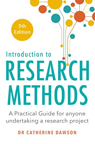 Introduction to Research Methods 5th Edition: A Practical Guide for Anyone Undertaking a Research Project (English Edition)