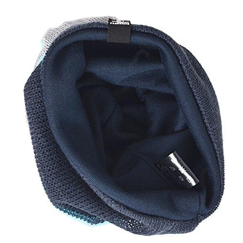 forbusite enfants garçons Baggy quotidien d'hiver Bonnet en tricot pour (pour 2~ 12Ans) Navy/Sky Blue/Grey
