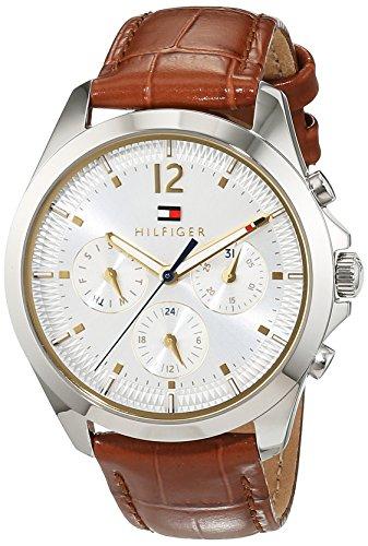 Tommy Hilfiger Damen-Armbanduhr Sophisticated Sport Analog Quarz Leder 1781701