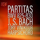 Johann Sebastian Bach: Partitas Bwv 825-830