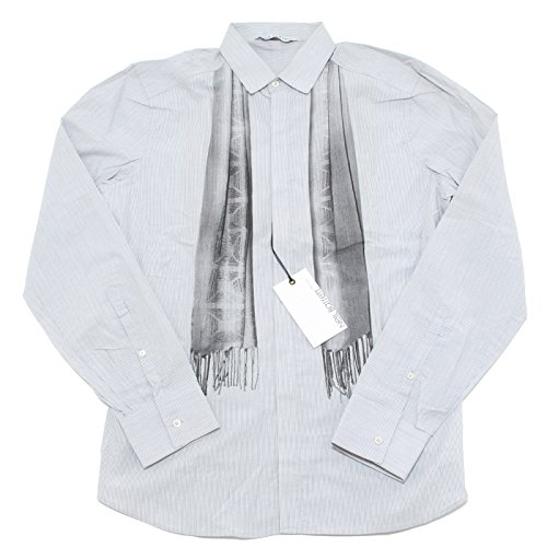 23385 camicia NEIL BARRETT camicie uomo shirt men [L]