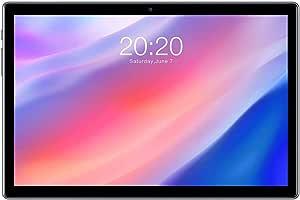 Tablet 10.1 Pollici TECLAST P20HD Android 10.0 con 4G LTE,Octa-Core 1.6 GHz,4GB + 64GB,1920*1200 FullHD IPS, 2MP+5MP Doppia Fotocamera,GPS, WiFi, Bluetooth
