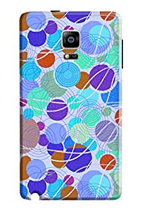 Samsung Galaxy Note Edge Case KanvasCases Premium Designer 3D Printed Lightweight Hard Back Cover