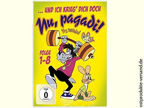DVD Hase und Wolf, Nu Pagadi | Ossi Produkte | für Ostalgiker | DDR Geschenke - Von Der Dvds Auf Amazon Verkauf