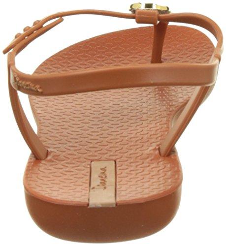 Ipanema - Charm Iv Sand Fem, Laccetto alla caviglia Donna Marron (Brown/ Brown)