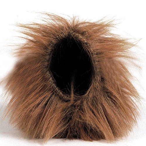 Kleine Hunde/groß Katze Perücke Löwe Mähne Haar Kostüm Kleid Fancy Hund Perücke kleinen