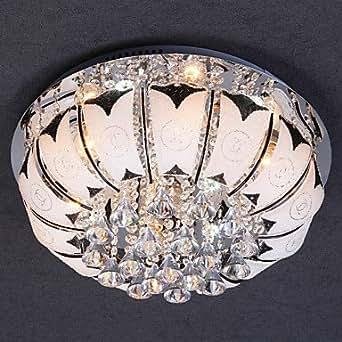 A?Light-- 2 Way Noble Cristal LED plafonnier 16 Lumière , 220-240V