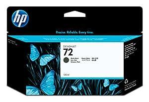 HP 72 Cartouche d'encre d'origine Noir Mat Vivera 130 ml