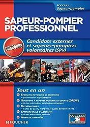 Sapeur-pompier professionnel (Concours Fonction Publique)