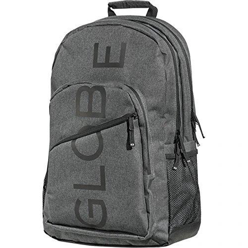 Globe Unisex Jagger Back Pack zaino Nero
