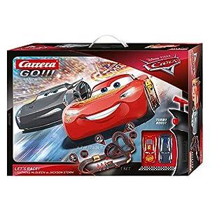 Carrera-GO Circuito de Coches Disney Pixar Cars-Let