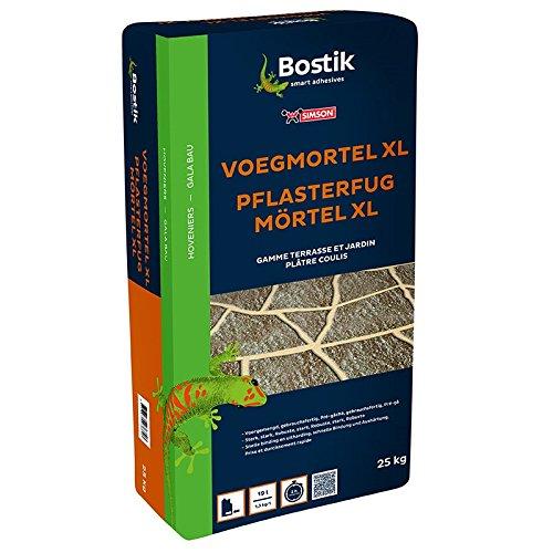 Bostik Pflasterfugenmörtel XL Zement 25kg Sack sand