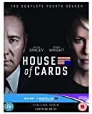 House of Cards - Season 04 [Blu-ray] [Import anglais]