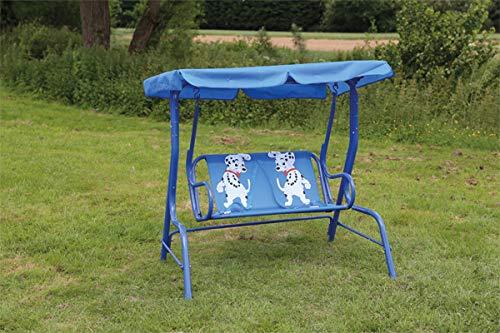 Quest sedia da giardino per bambini altalena amaca in dalmation