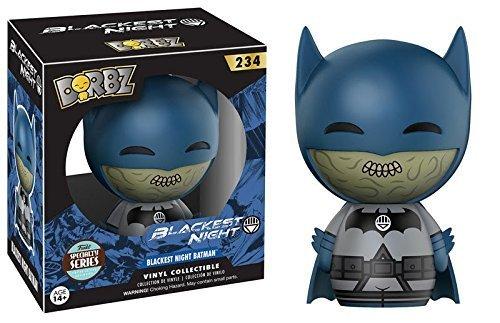 DC Comics Blackest Night Batman Dorbz Vinyl Figura