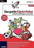Franzis Verlag Das große ClipArt Paket 2015