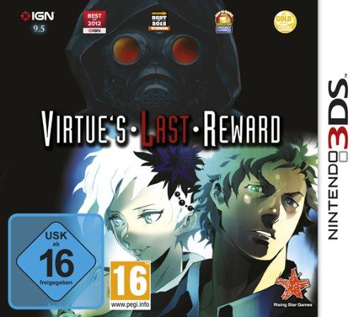 Virtue's Last Reward - Für Ds Wort-spiele Nintendo