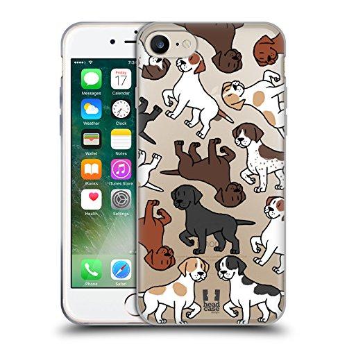 Head Case Designs Épagneuls Cavaliers King Charles Race De Chien Modèle 3 Étui Coque en Gel molle pour Apple iPhone 5c Indicateur