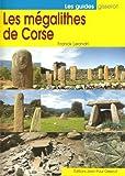 Mégalithes de Corse (les)