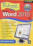 Professor Teaches Microsoft Word 2010 (PC)