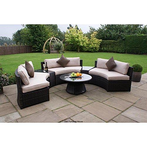 San diego couches san diego rattan garden furniture brown for Affordable furniture san diego