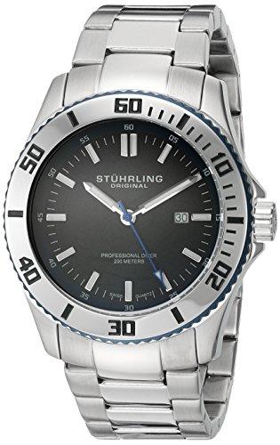 51Lhal6hr9L - Stuhrling Original Mens 714.03 watch