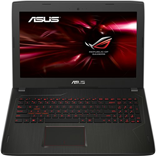 Asus ROG FX502VM-FY526T PC portable Gamer 15 » Full HD Noir (Intel Core i5, 8 Go de RAM, Disque dur 1 To + SSD 128 Go, Nvidia GeForce GTX 1060 6G, Windows 10)