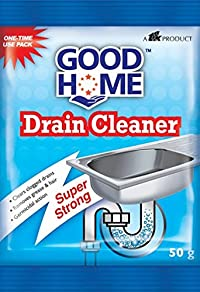 Good Home Drain Cleaner 50g (Pack of 5) (4)