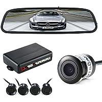 Kit retromarcia con telecamera per auto for Telecamera amazon