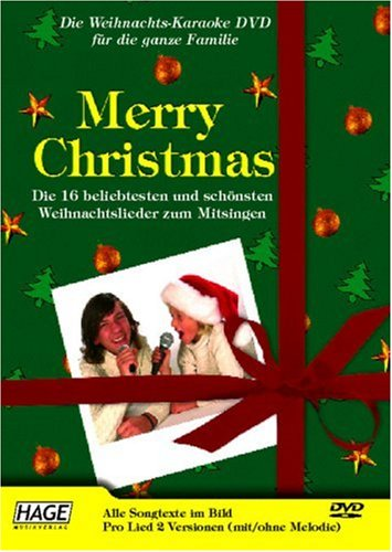Merry Christmas Karaoke-DVD
